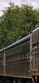 Thendara Station